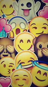 Emoji Background #wallpaper #iphone ...
