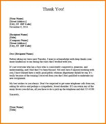 7 Thank You Letter To Your Boss Phoenix Officeaz