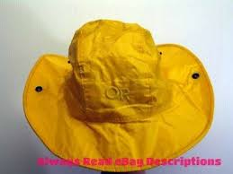 Us Made Outdoor Research Sahalie Sombrero Rain Hat Large