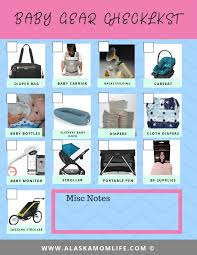 Baby Supplies Checklist 50 Moms Advice On The Only Useful Baby Items You Really Need