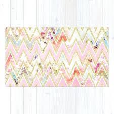 chevron pattern rugs pastel watercolor fl pink gold chevron pattern rug chevron pattern area rugs chevron pattern rugs li carpet ideas area