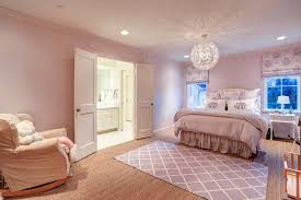 Pink And Purple Girl Bedroom