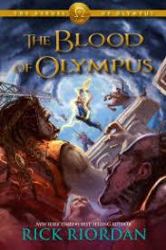 the blood of olympus heroes of olympus series 5