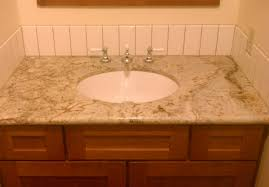 bathroom granite bathroom countertops best of white tile backsplash and beige granite bathroom vanity top