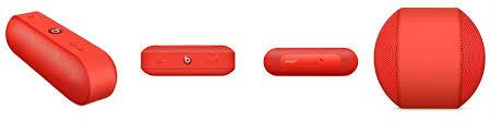 speakers beats. beats pill+ portable speaker - (product)red speakers