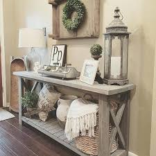 church foyer furniture. Elegant Foyer Furniture Farmhouse Console Table Vignette In A Home  Foyers Awesome Entry . Church 5