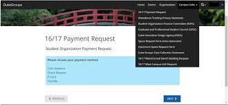 How To Request Funding For Your Duke Group - Duke University
