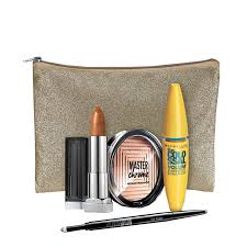 maybelline new york bride tribe kit gold