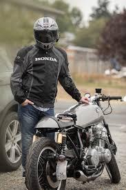 honda cb750f cafe racer in the builder s words