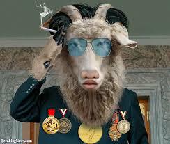 funny kim jong un the goat