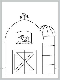 Barn Coloring Pages Cute Ideas Of Barn Coloring Pages To Print Old