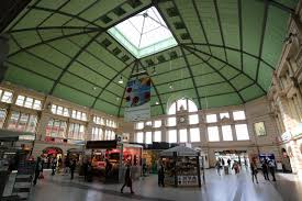 Halle (Saale) Hauptbahnhof