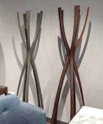 mid century modern coat rack cool for home wall mounted design racks