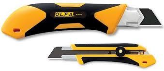<b>Нож OLFA OL</b>-<b>XH</b>-<b>1</b> химически стойкий корпус 25мм