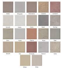 Color Charts Advanced Architectural