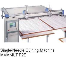 MAMMUT - Nähmaschinenfabrik Emil Stutznäcker GmbH + Co. KG & Single-Needle Quilting Machines Adamdwight.com