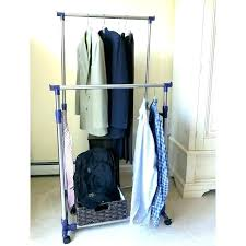 garment rack with shelf clothing rack heavy duty clothes rack wardrobe racks garment rack shelves heavy