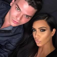 image result for mario dedivanovic and kim kardashian