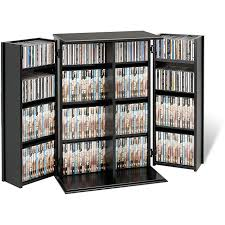 stunning dvd storage cabinet with media cabinet furniture cds dvds maple wood glass