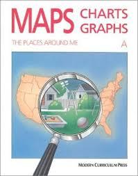 Modern Charts And Graphs Mcp Maps Charts Graphs A Curriculum Press Modern