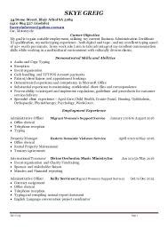 typing skill resume typing speed on resume breathtaking skills sample functional