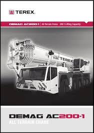Demag 600 Ton Crane Load Chart Terex Demag Ac 200 1 Chart