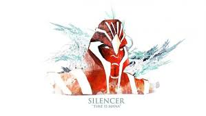 silencer minimal dota 2 wallpapers hd download desktop silencer