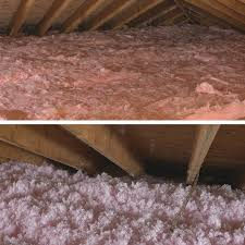 blown in and batt insulation