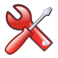 tools icon. open tools icon