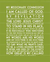 Missionary Quotes 16 Amazing My Missionary Commission Mormon Mission Prep