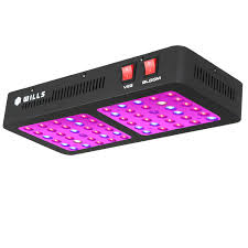 Amazon Led Grow Light Reviews Wills Newest Reflector Series 600w Grow Light Review