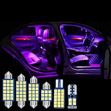 3 шт. светодиодный <b>комплект</b> для <b>освещения салона</b> ...