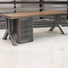 Industrial office desk Modern Mild Steel Vintage Industrial Office Desk Warranty Year Indiamart Mild Steel Vintage Industrial Office Desk Warranty Year Rs