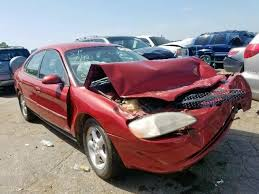 2001 ford taurus ses left front view lot 42089479