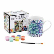 Paint-Your-Own Mug