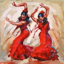 the history of flamenco dancing