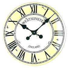 outdoor garden clocks temperature outside in tower wall clock cream go back extra large