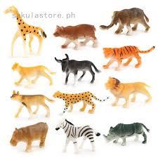 <b>Simulation</b> Wildlife/<b>Zoo</b>/<b>Farm Animal</b> Model Figure Kids Toy ...