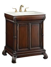 Adelina 28 inch Classic Two Doors Bathroom Vanity