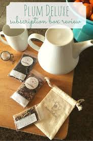 plum deluxe tea of the month club review