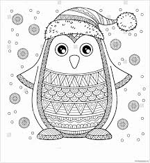 Penguin Coloring Sheet New Photos Penguin Coloring Pages For Kids