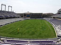 Amon G Carter Stadium View From Section 220 Vivid Seats