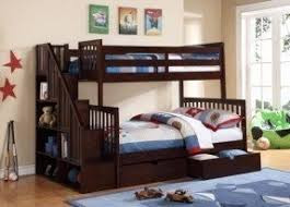 kids bunk bed with stairs. Twin Over Full Bunk Bed Stairs 1 Kids With