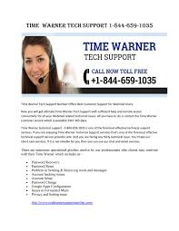 Time Warner Tech Support 1 844 659 1035 By Blakebaker008 Issuu