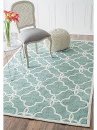 8 3 x 11 hand tufted reena ocean rug