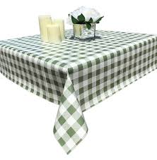 round polka dot tablecloth best of qute home 55 x 95 inch rectangle tablecloth