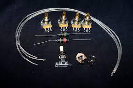 custom guitar wiring kits custom image wiring diagram wiring kits precision guitar kits on custom guitar wiring kits