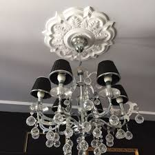 Us 360 Decoratieve Hangende Lamp Base Plafond Panel Plafond Rose Plafond Plaat Rozet Pu In Decoratieve Hangende Lamp Base Plafond Panel Plafond
