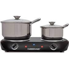 Electric stove Double Oven Amazoncom Electric Stove Top High Powered Burners Cooktop Range Oven Hot Plate Black Kitchen Dining Amazoncom Amazoncom Electric Stove Top High Powered Burners Cooktop Range