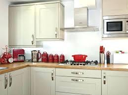 red kitchen accessories uk